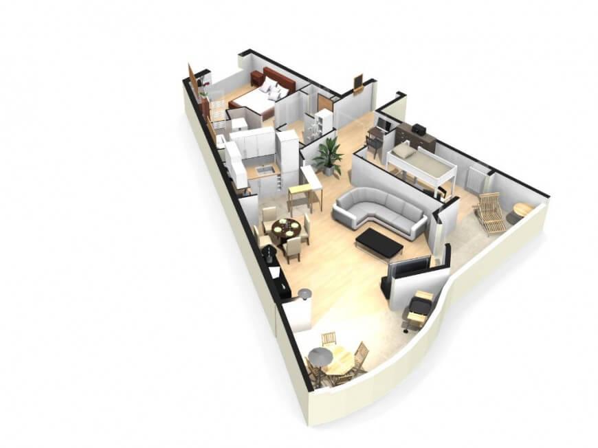 22 best online home interior design software programs free paid. Black Bedroom Furniture Sets. Home Design Ideas