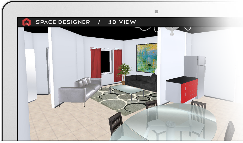 Image gallery home interior design software Program design interior 3d free