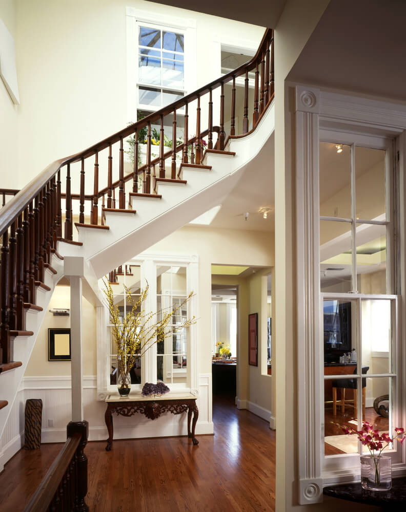 Foyer Layout Near Me : Custom luxury foyer interior designs