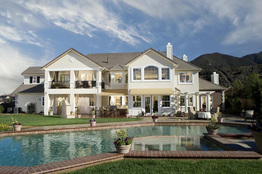 100 spectacular backyard swimming pool designs pictures - Grey gardens dive per sempre ...