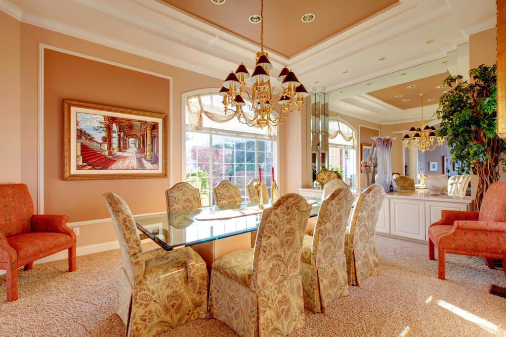126 Luxury Dining Rooms Part 2 : shutterstock175112417 from www.homestratosphere.com size 1000 x 667 jpeg 133kB