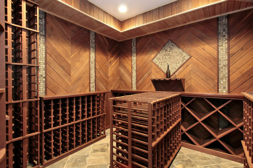 41 Custom Luxury Wine Cellar Designs