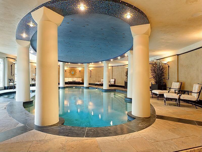 45 Screened In Covered And Indoor Pool Designs