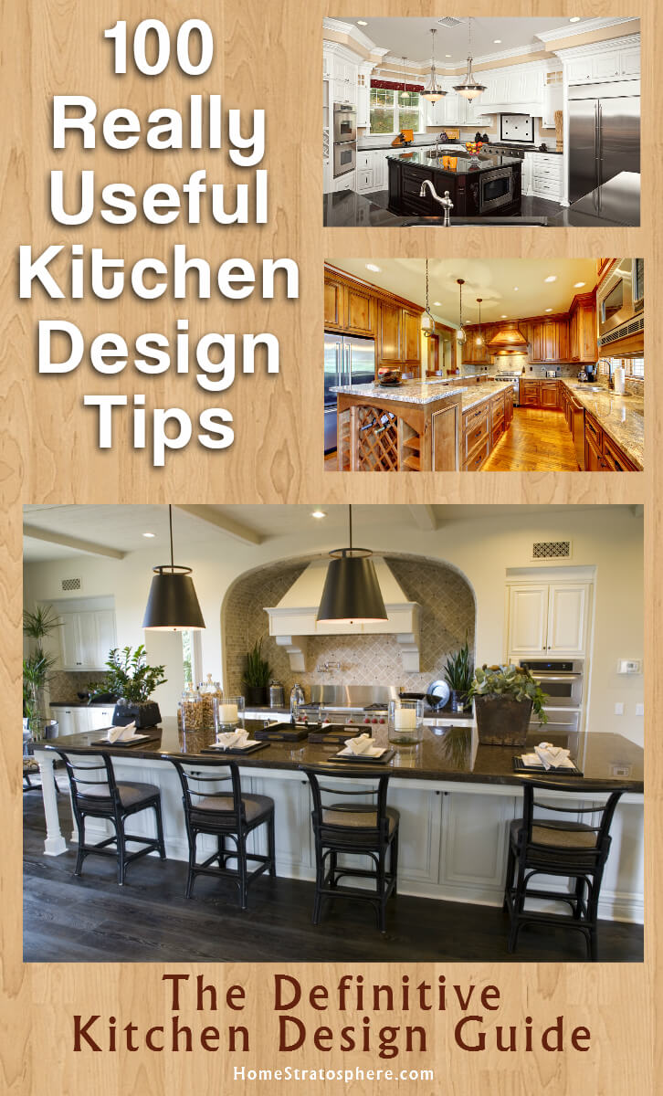 100 kitchen design tips the definitive kitchen design guide