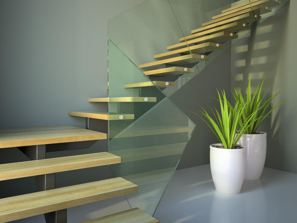 33 Flamboyant Modern Staircase Designs