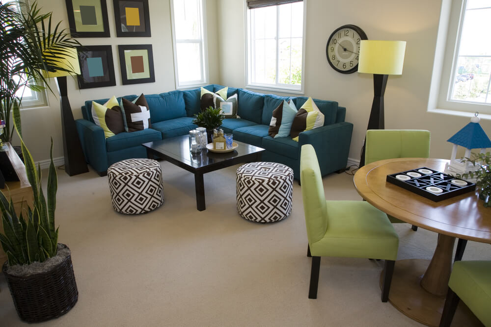 53 cozy small living room interior designs small spaces for Apartment design guide part 2