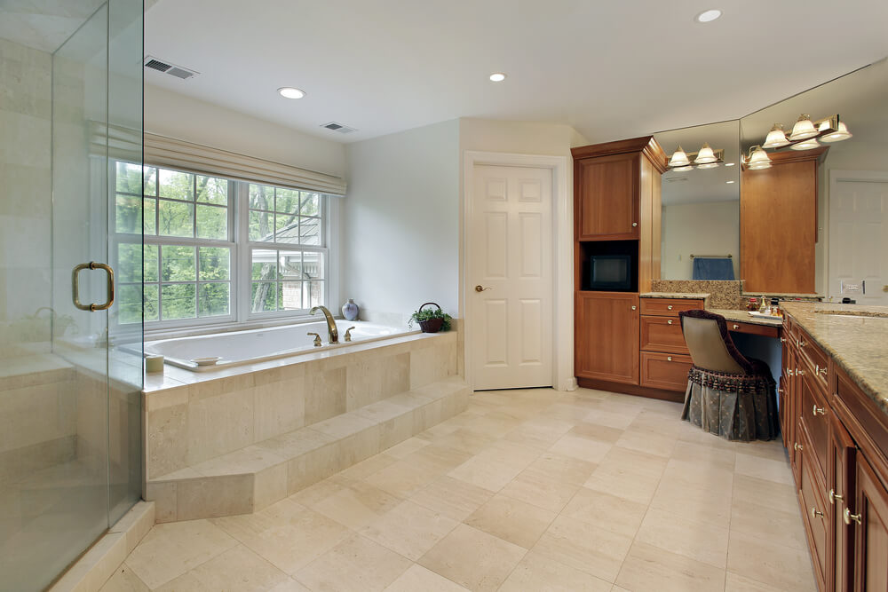 50 neue heimat benutzerdefinierte luxus badezimmer designs home deko - Badezimmer fenster glas ...