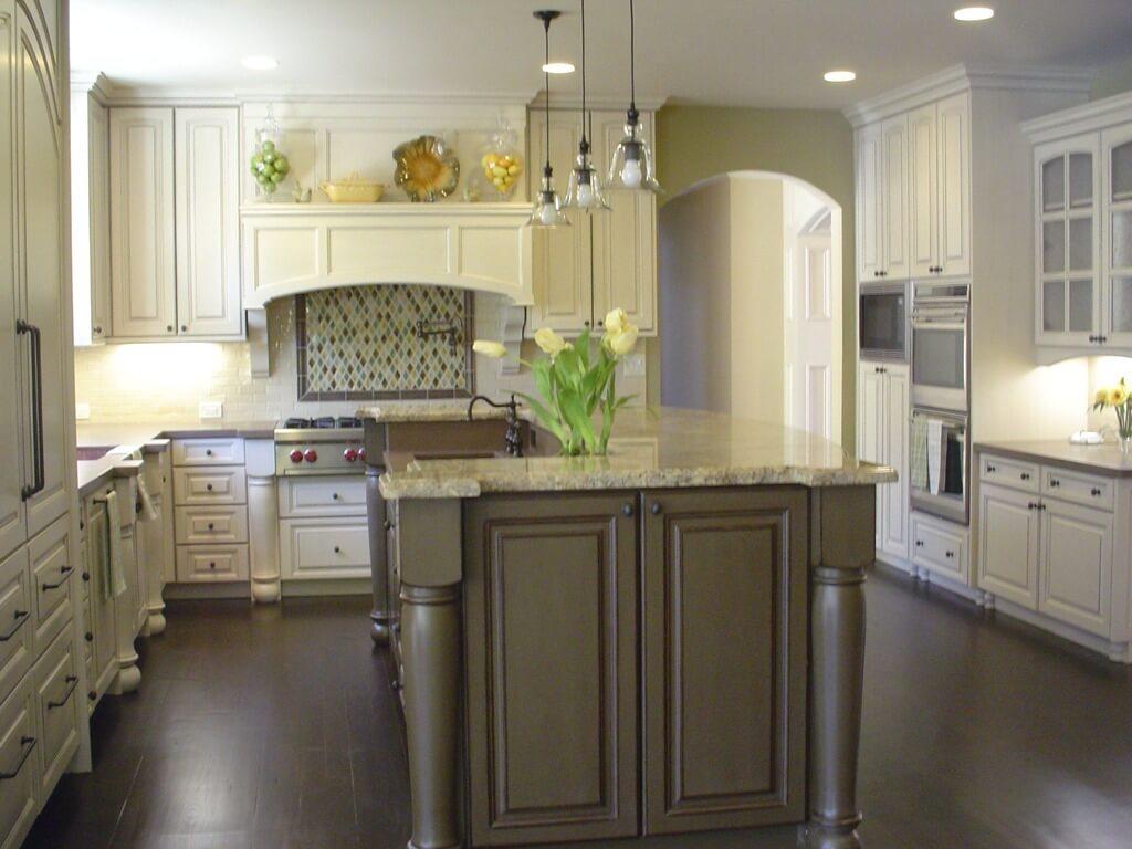 40 Inviting Contemporary Custom Kitchen Designs & Layouts