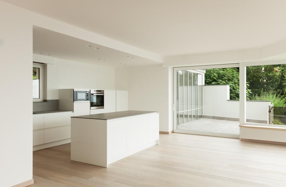 60 ultra modern custom kitchen designs part 1 - All white modern kitchen ...
