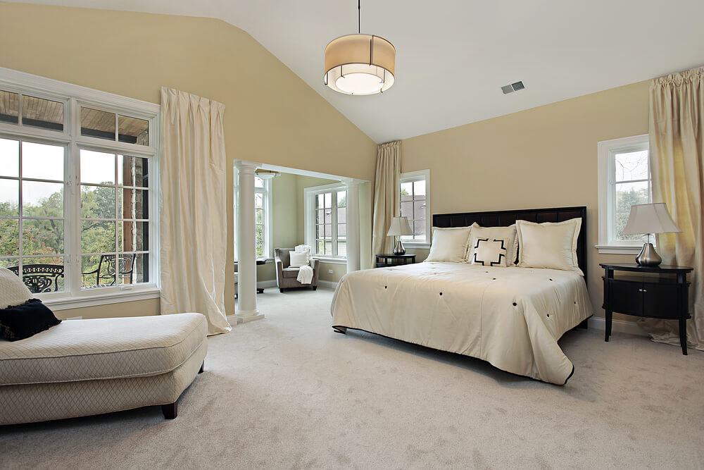 43 Spacious Master Bedroom Designs With Luxury Bedroom Furniture