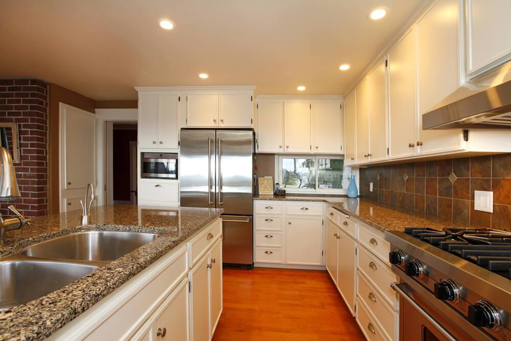 36 custom bright airy contemporary kitchen designs
