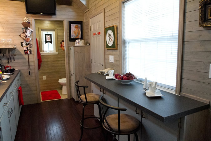 Retirement Living House By Tiny Home Builders