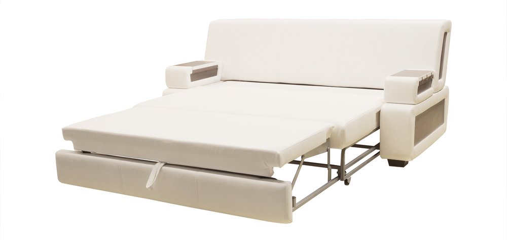Pull out sofa Loveseat with pullout bed