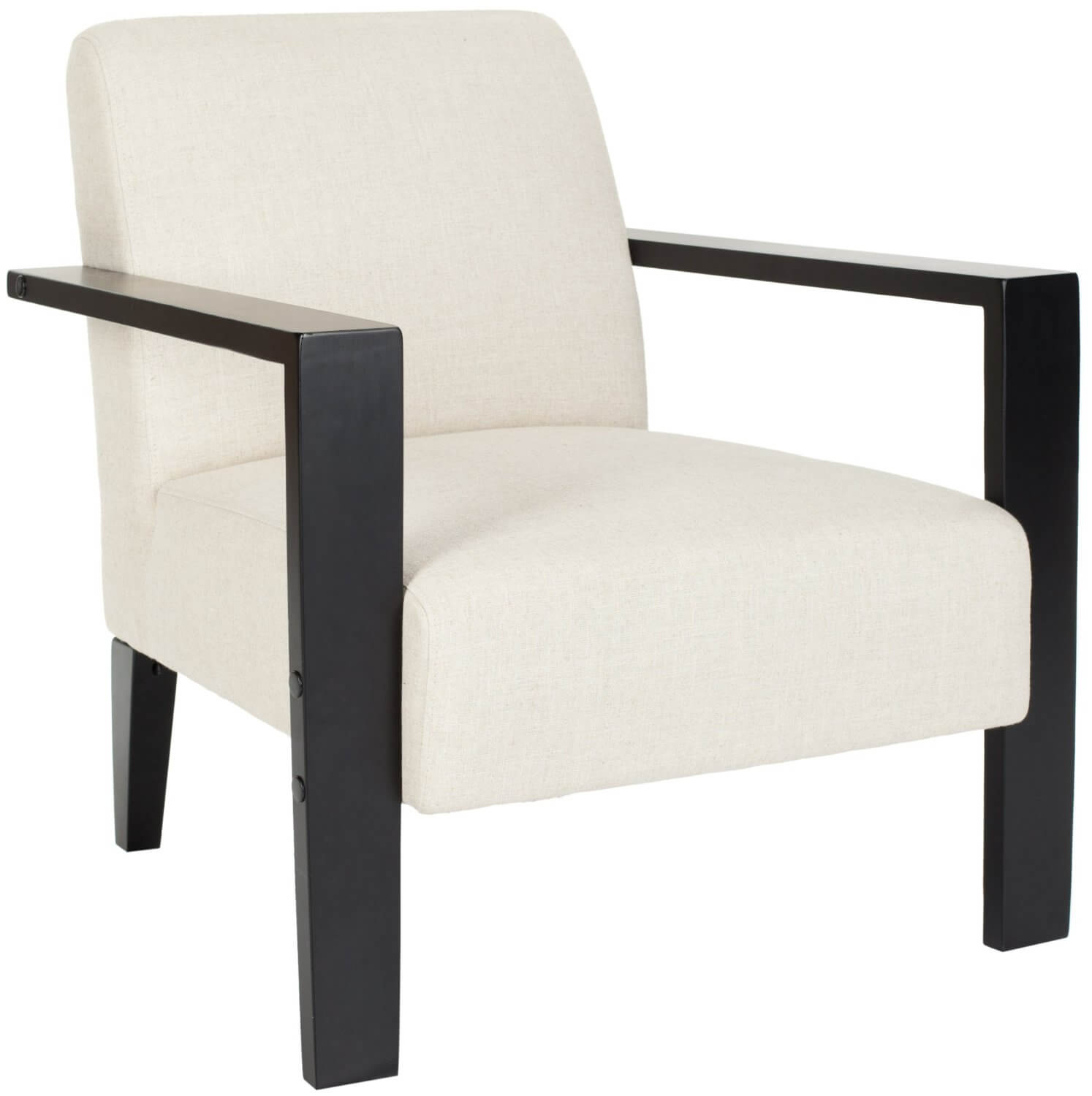 37 white modern accent chairs for the living room for Contemporary chairs