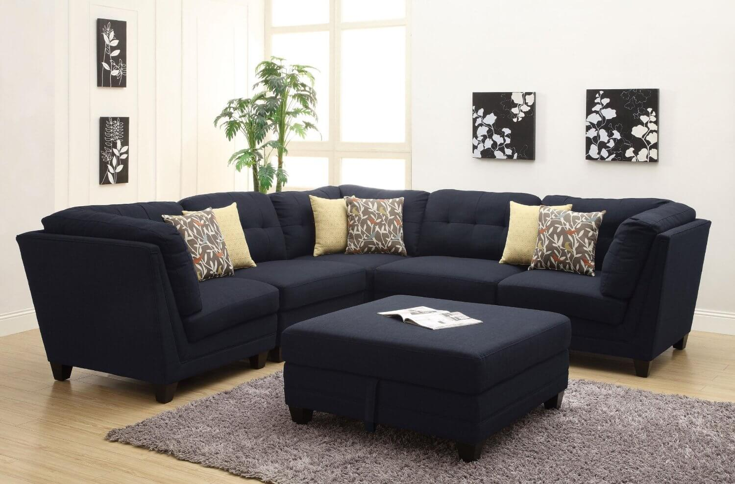 37 Beautiful Sectional Sofas Under 1 000