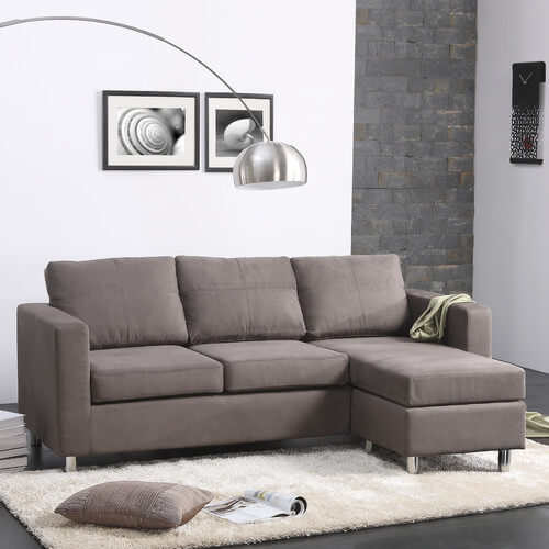 10 Sectional Sofas Under $500 (Several Styles)