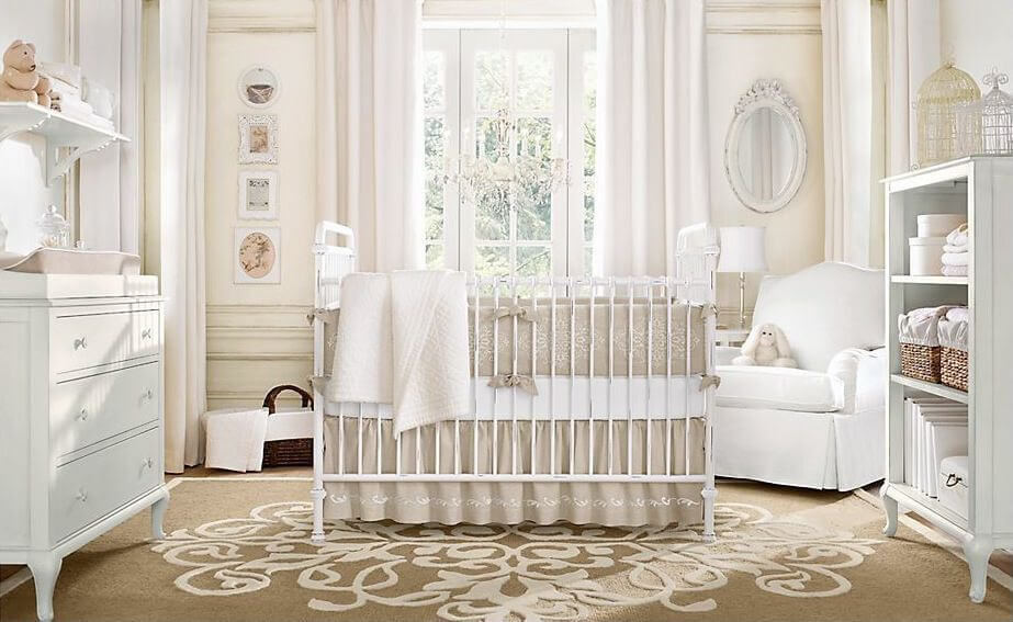 28 neutral baby nursery ideas themes designs pictures - Baby nursery neutral colors ...