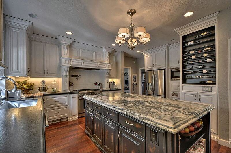 41 Luxury U Shaped Kitchen Designs Amp Layouts Photos