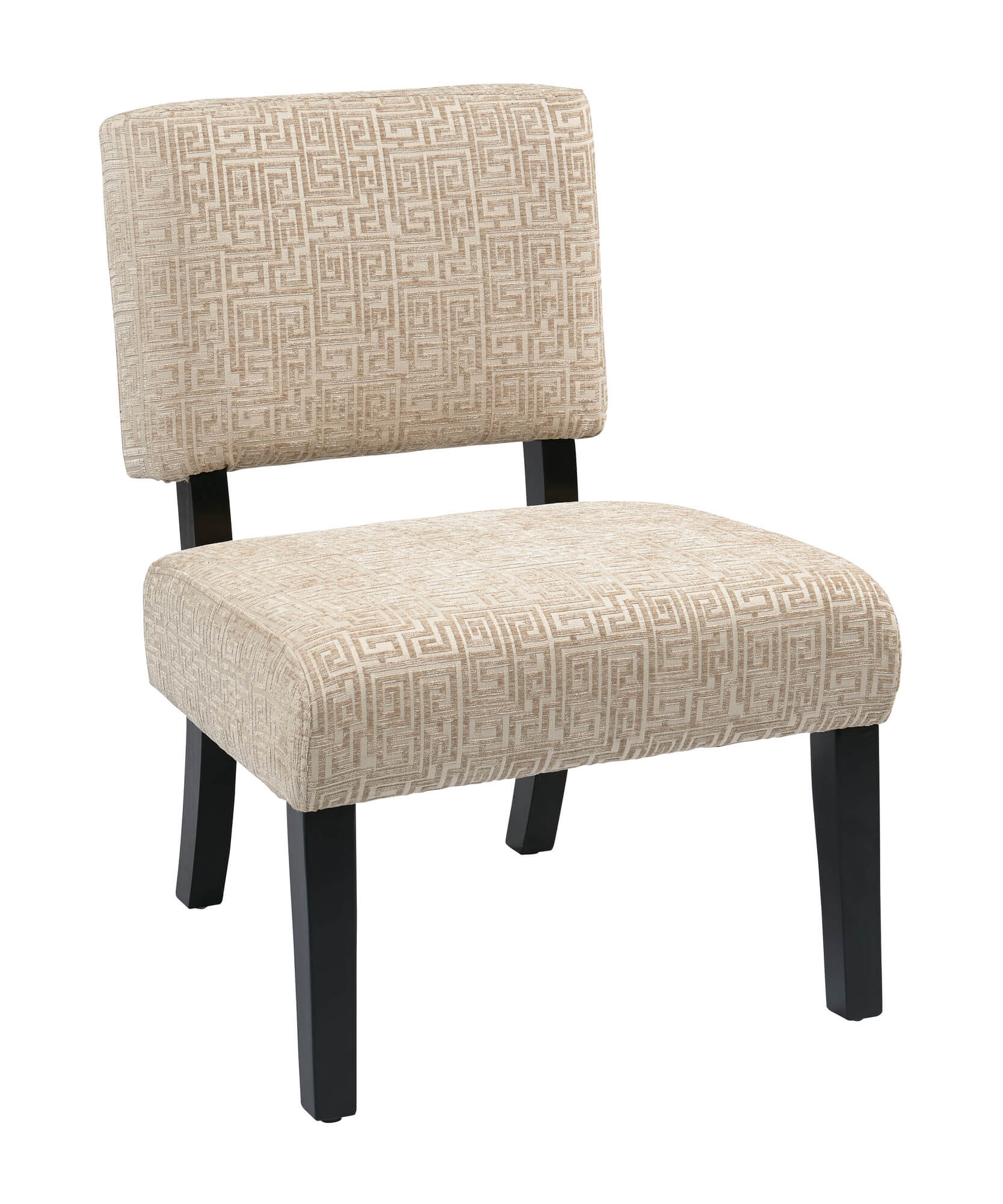 This accent chair is similar in design to other accent chairs in this ...