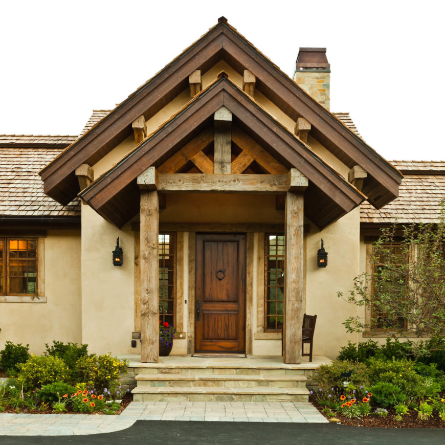 Hailey Residence A Custom Magnificent Sprawling Home By