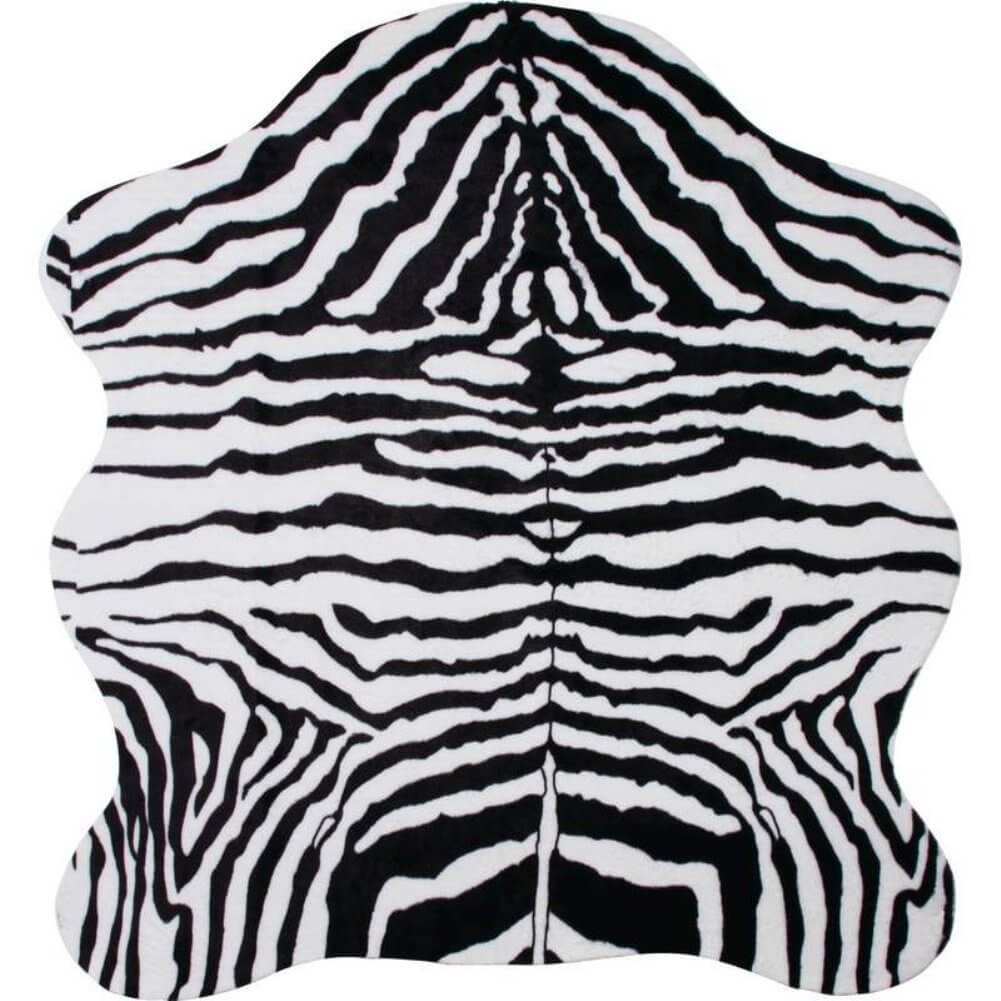 The Rug Market America Resort Zebra Black Shaped Black/white Area Rug Momeni Serengeti Sg Zebra Area Rug Serengeti is an elegant collection of hand-tufted rugs that resemble the beautiful animal prints found in the African outback.