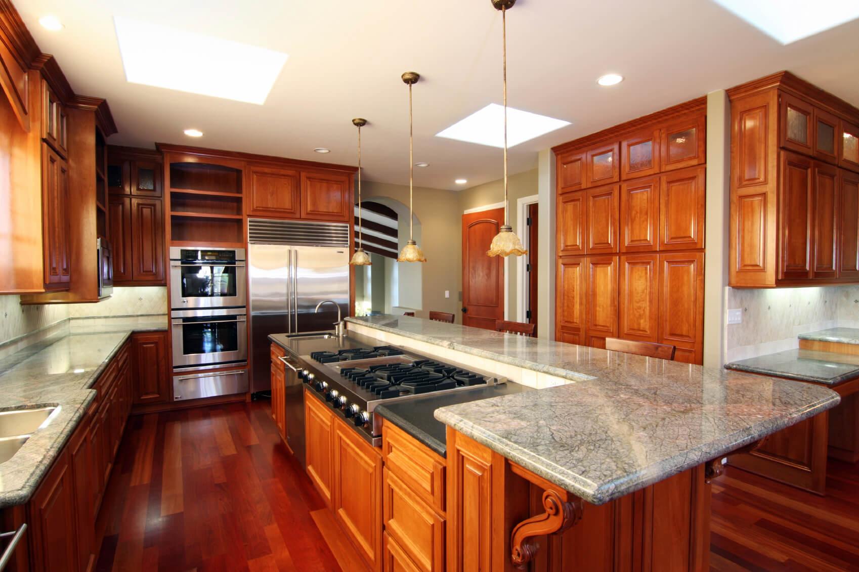 84 Custom Luxury Kitchen Island Ideas & Designs