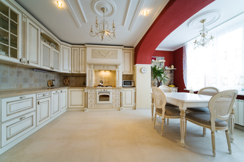 41 White Kitchen Interior Design & Decor Ideas PICTURES