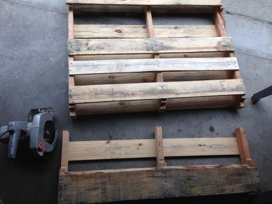 How To Build A Beautiful Pallet Wine Rack Tutorial