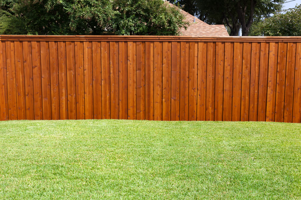 75 fence designs and ideas backyard front yard for Small privacy fence