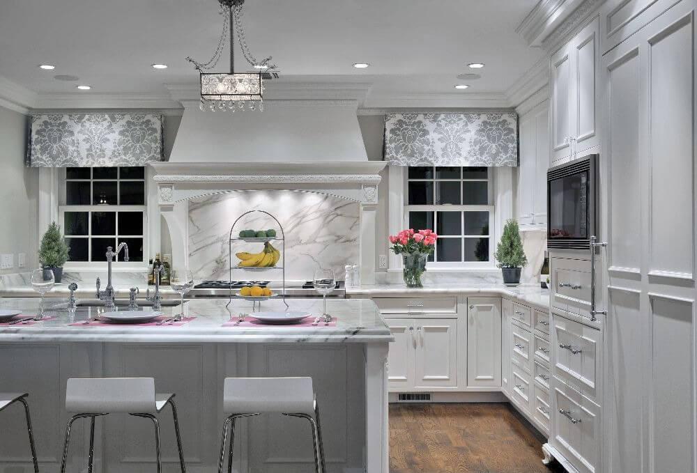 41 White Kitchen Interior Design Amp Decor Ideas Pictures