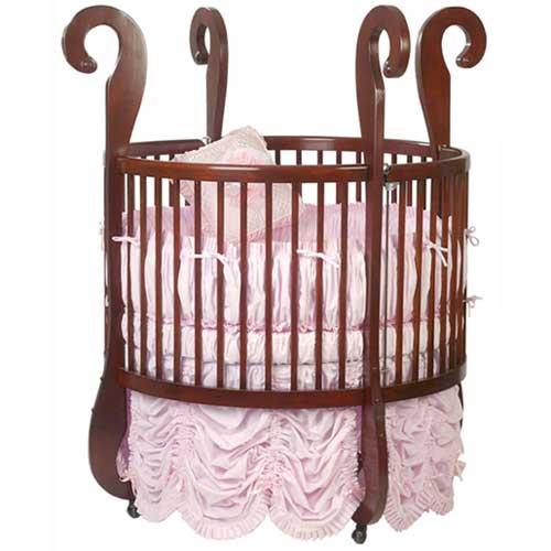 Crib Under Full Bed