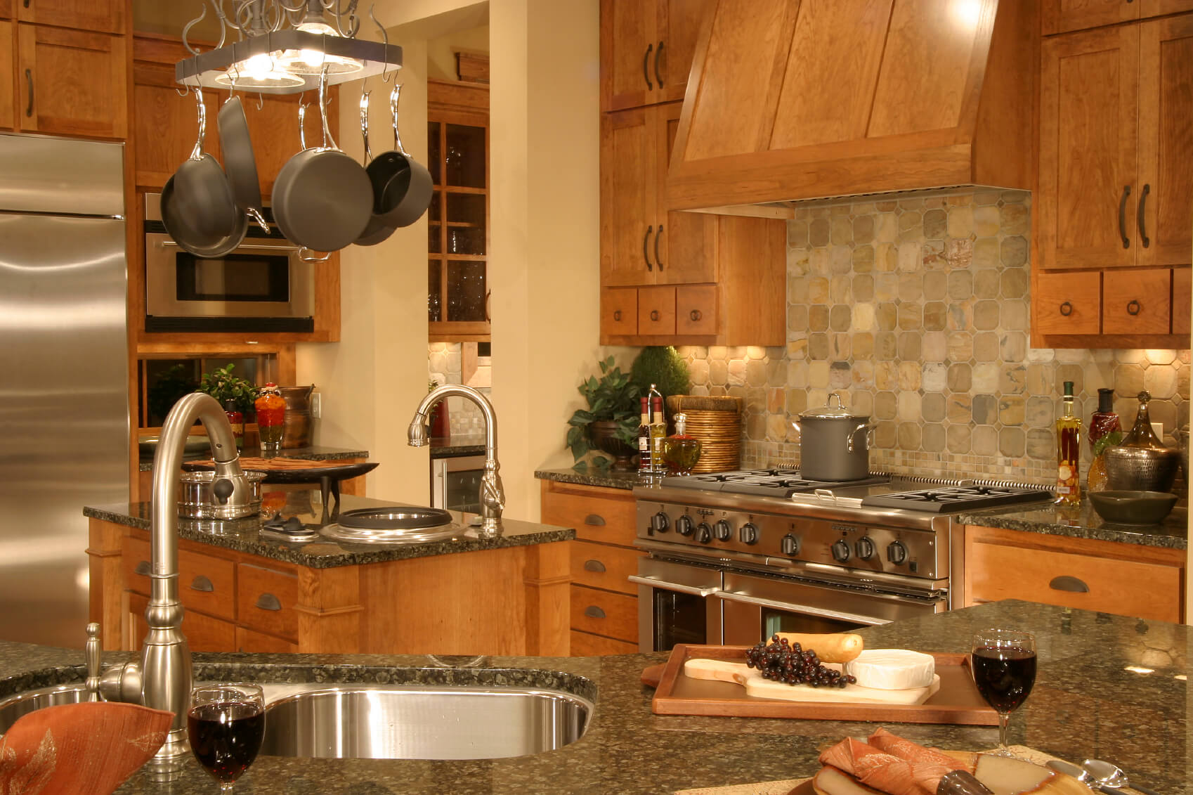 48 luxury dream kitchen designs worth every penny photos - Luxury kitchen designs photo gallery ...
