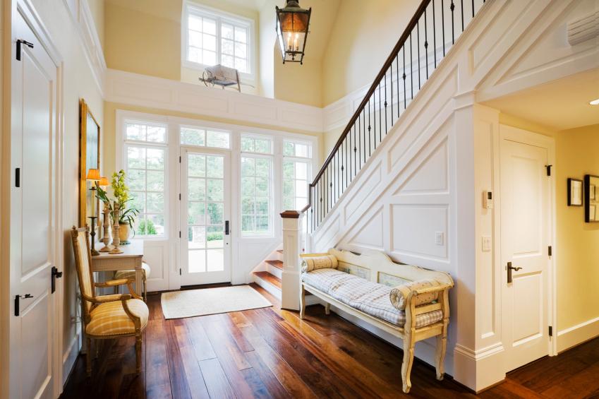 Yellow Foyer Ideas : Istock  small g