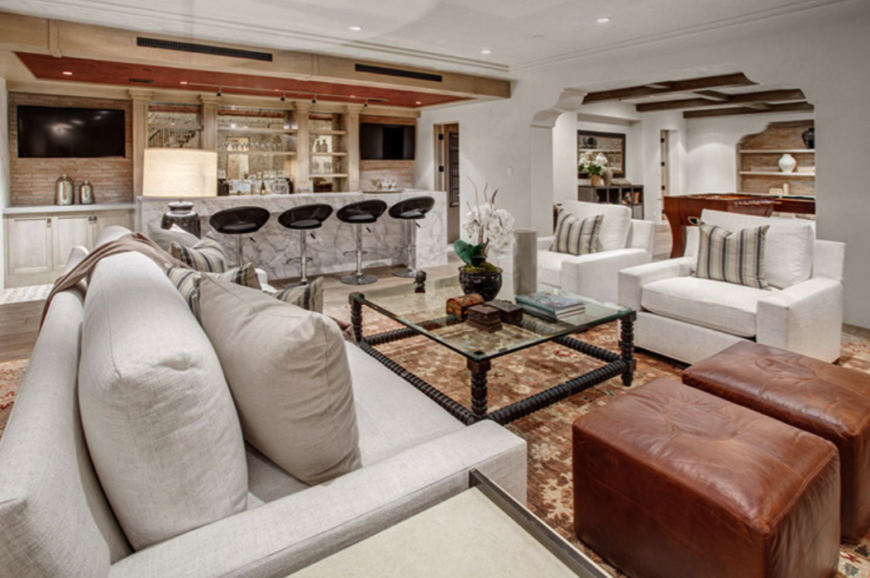 Brilliant High Water Newport Custom Home Staging by ...