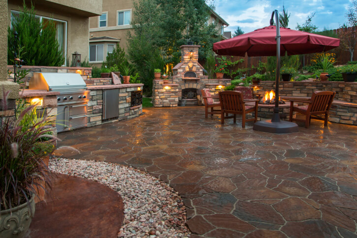 33 outdoor kitchen ideas and designs pictures