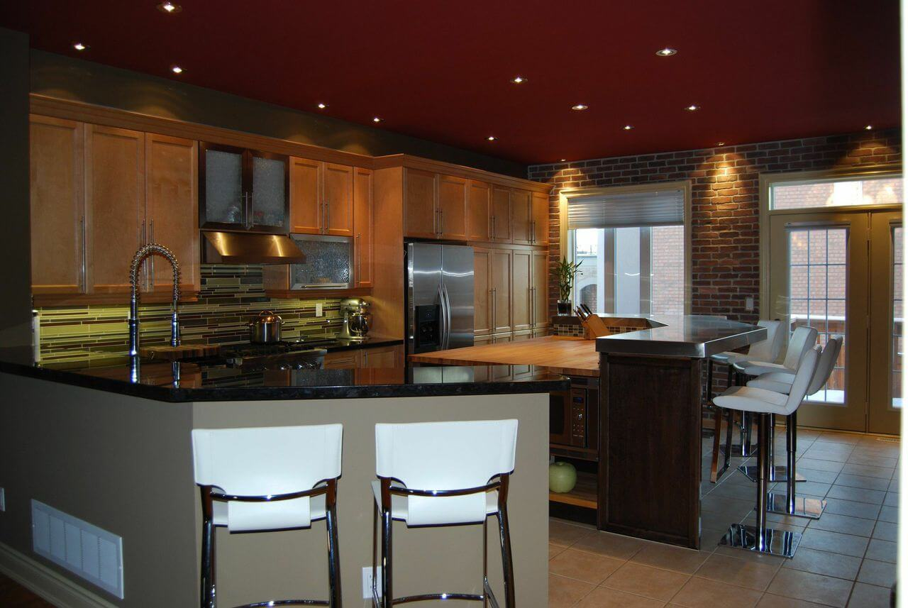 Stylish Kitchen Renovation Submitted By A Home