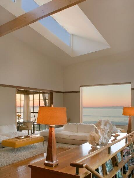 Skylight Living Room