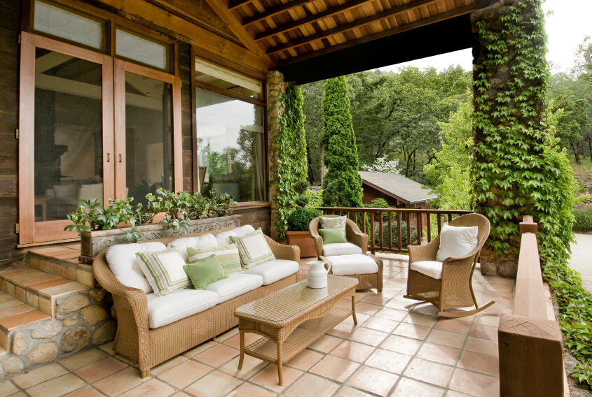 Luxurious Covered Patio Ideas Pictures - Backyard covered patios