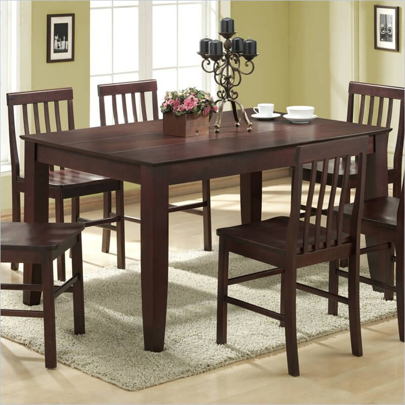 Superior ... 20 Wood Rectangle Dining Tables That Seats 6 Under 500 Part 11
