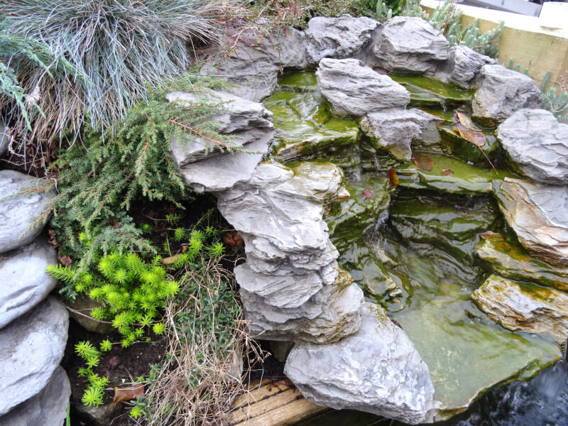 Pictures Of Backyard Garden Waterfalls Ideas Designs - Backyard waterfall ideas