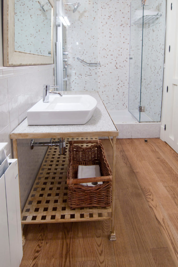 Use Bathroom Cabinets In Kitchen