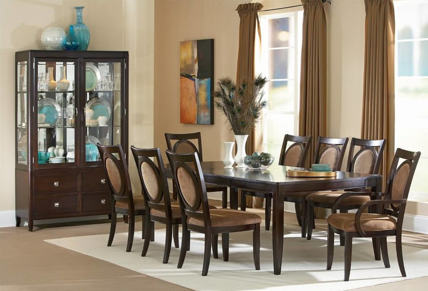 20 Rectangle Wood Dining Tables That Seat 6 For Under 500 Furniture