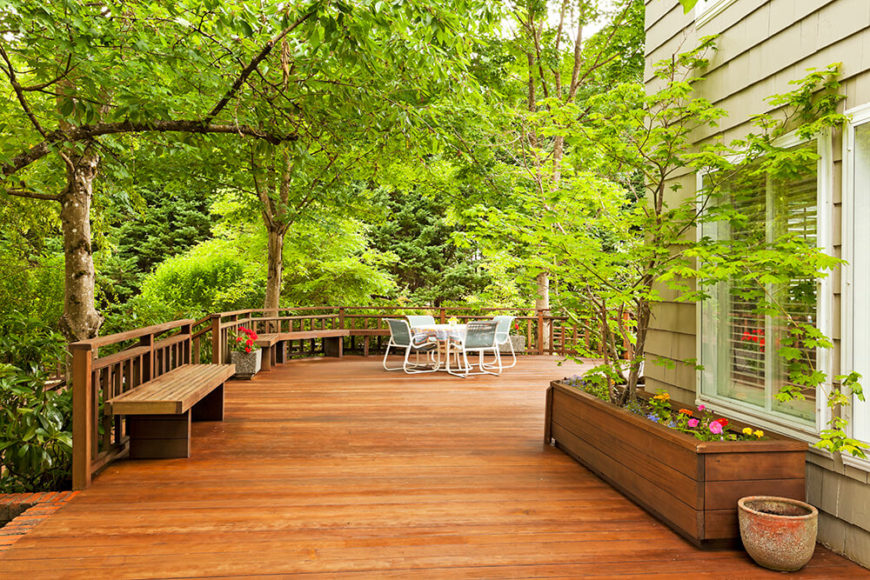 41 backyard sun deck design ideas pictures home ForSundecks Designs