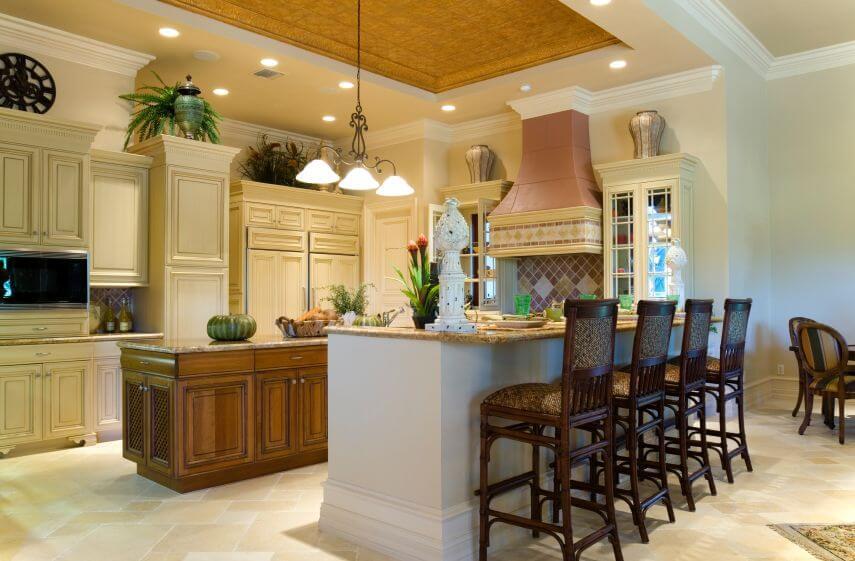 Kitchen Design L Shaped Cabinets 37 fantastic l-shaped kitchen designs