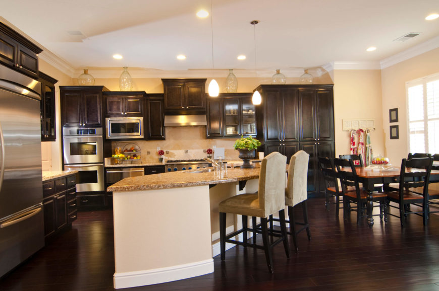Islands For Kitchens With Stools