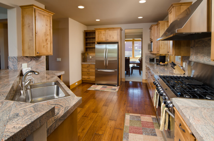 Kitchens Without Recessed Lighting