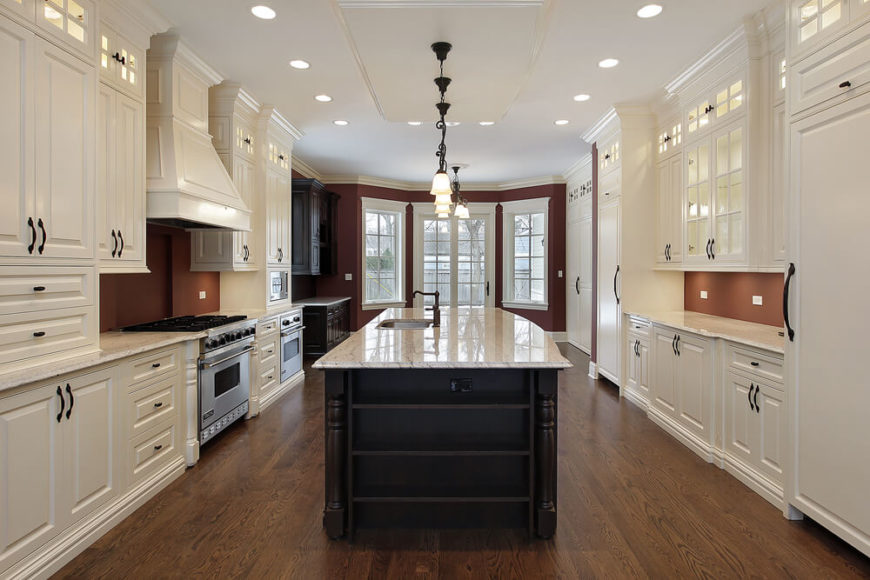 Ecofriendly Kitchen How to Choose Flooring  Houzz