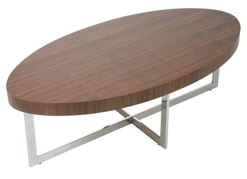 20 Top Wooden Oval Coffee Tables