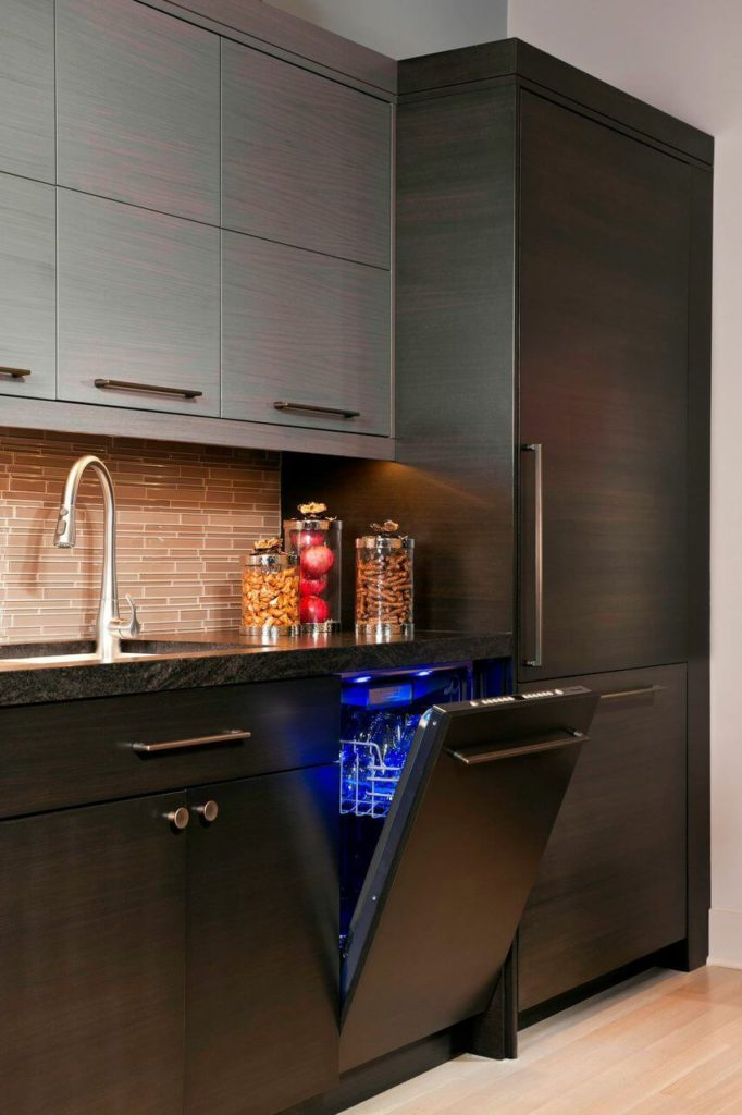 Image Result For Gray Kitchen Cabinetsa