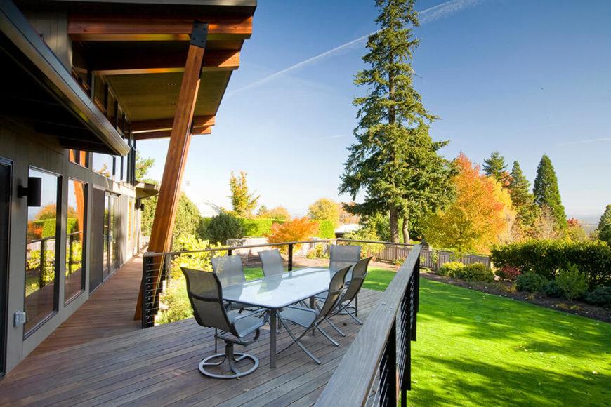 41 Backyard Sun Deck Design Ideas (Pictures) - Décoration ...